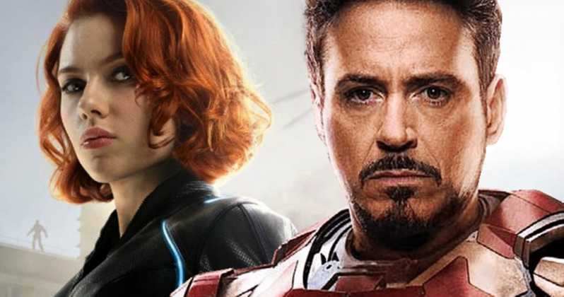 No Tony Stark Cameo in Black Widow