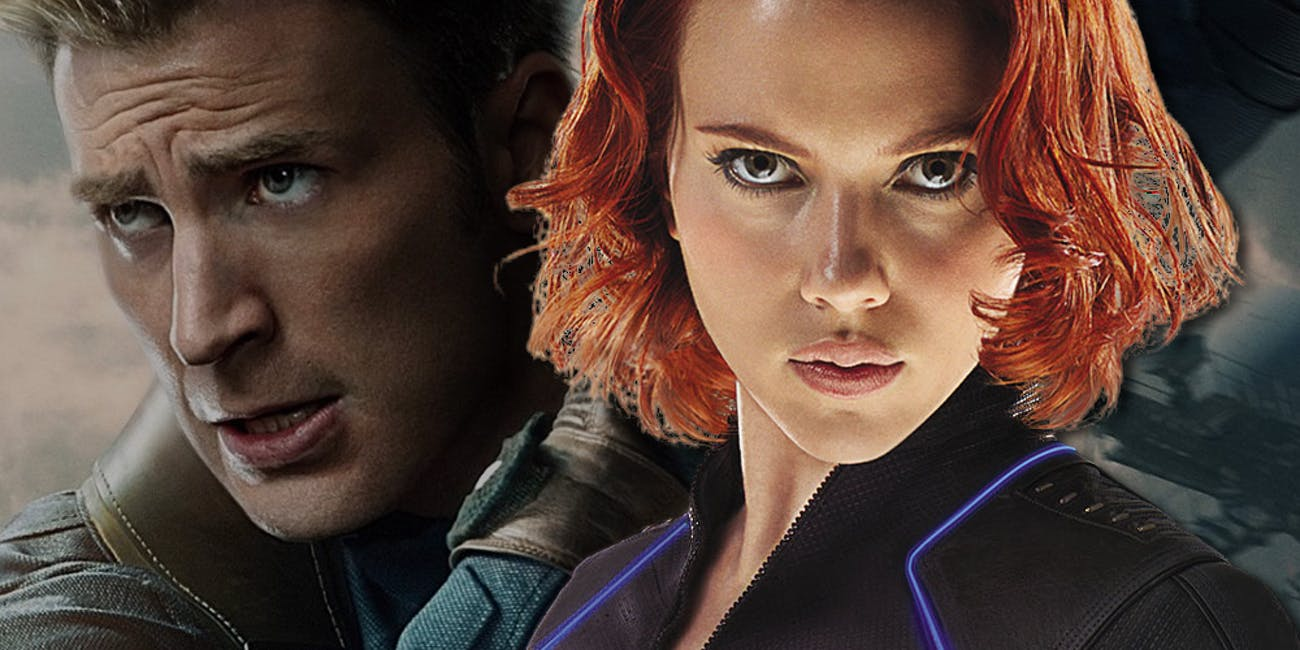 Photo of One of the Best Captain America Stories Will Be Used in Black Widow