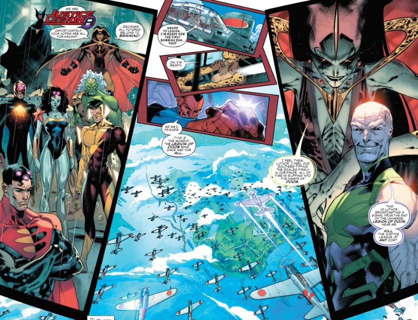 Brainiac's Upgrade Make Him DC's Powerful Super Villain