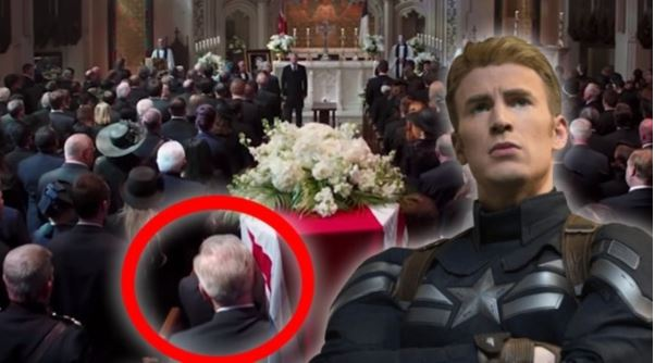 What Did Captain America do in The Past in Avengers Endgame