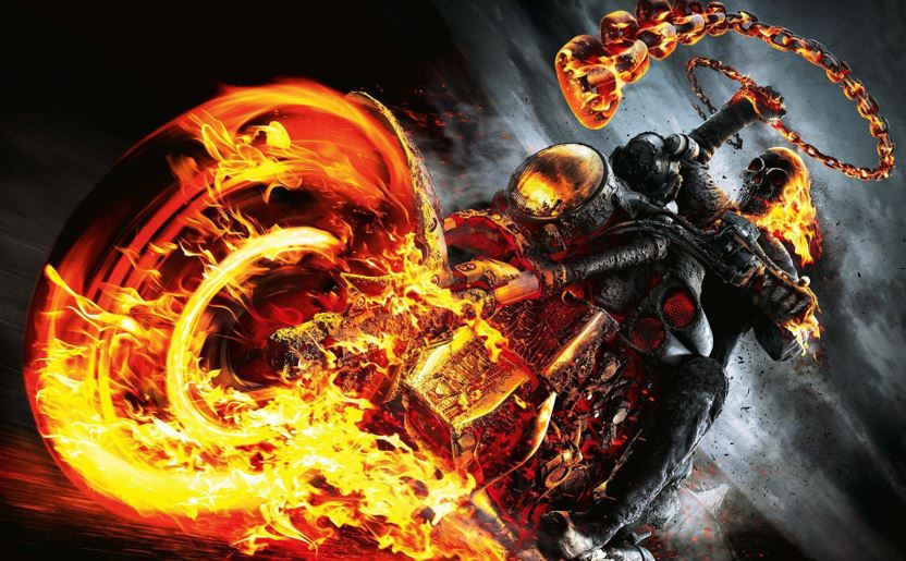 Cosmic Ghost Rider And Johnny Blaze to be in MCU