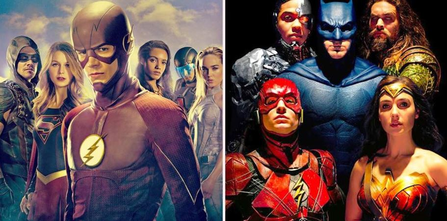 DCEU Characters Could Appear in 'Crisis on Infinite Earths'