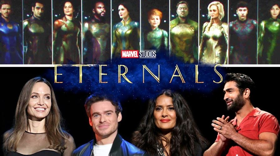 Photo of Eternals Plot Details Have Surfaced & They Really Answer a Lot of Questions