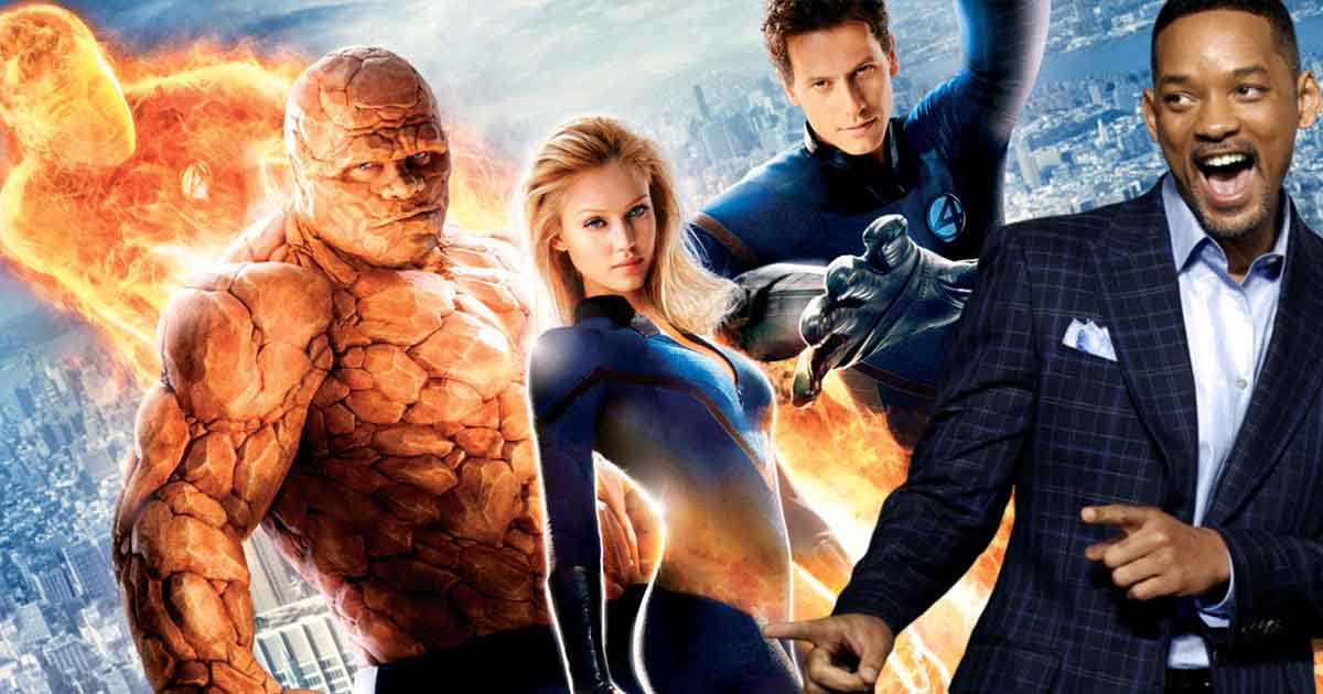 Will Smith and Stranger Things Star Eyed for Fantastic Four