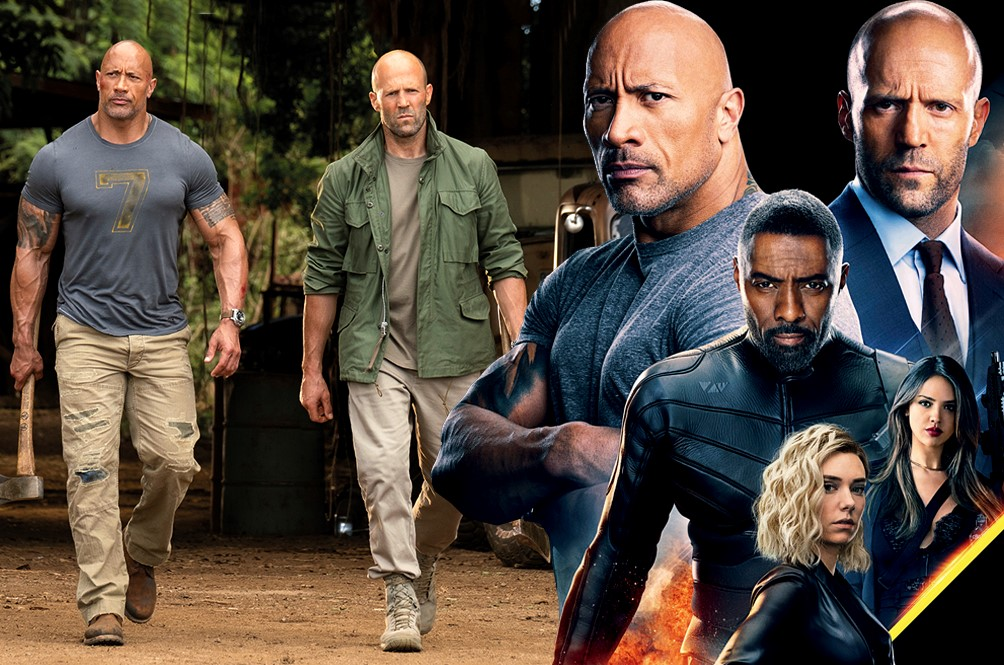 Photo of Fast & Furious: Hobbs & Shaw Beats the Record of Avengers: Endgame
