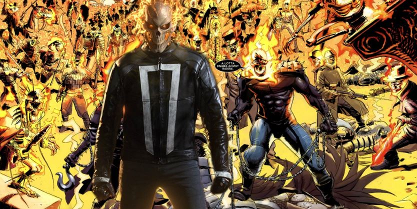 Photo of Both Cosmic Ghost Rider And Johnny Blaze Rumored to be in The MCU