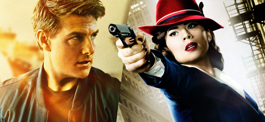 Photo of Marvel's Hayley Atwell Joins Mission: Impossible 7 Alongside Tom Cruise