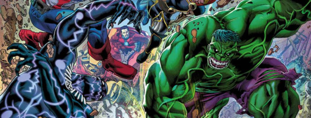 Immortal Hulk Reveal Marvel Comics' Powerful Entity
