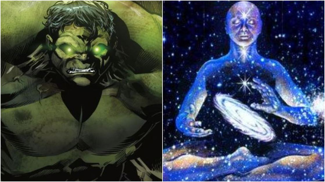 Photo of Immortal Hulk Set to Reveal Marvel Comics' Newest And Most Powerful Cosmic Entity