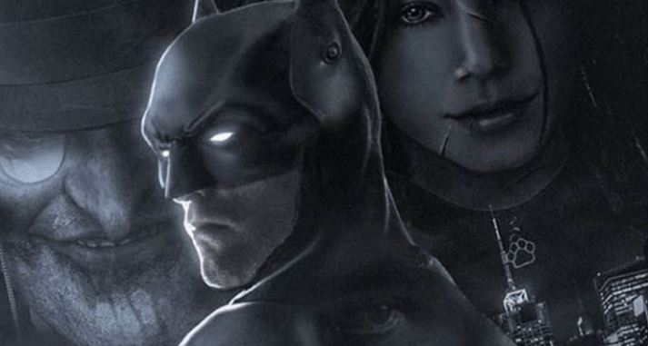 Justice League Reboot to Be Setup with The Batman