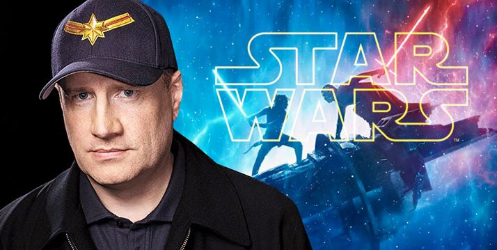 Photo of Kevin Feige is Developing a New Star Wars Movie. Brie Larson May be The Lead