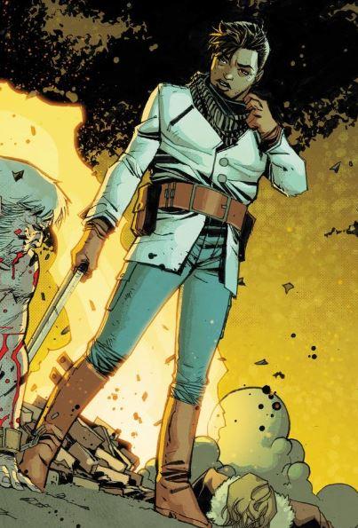 Luke Cage-Jessica Jones' Daughter New Thor – Goddess of Thunder