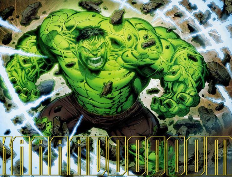 Marvel Released First Images of Venom-Hulk