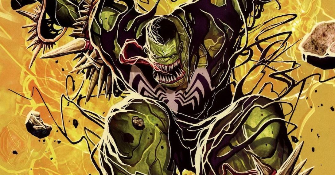 Photo of Behold – Marvel Has Released The First Images of The Venom-Hulk