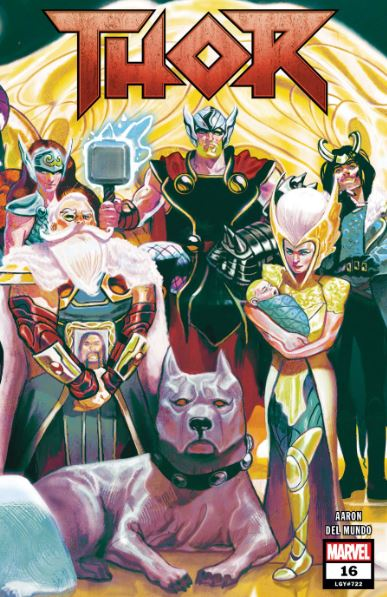 Marvel Super Villain Brought Back From Dead in King Thor