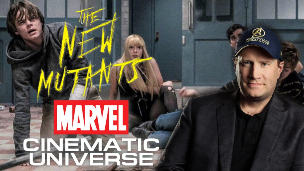 X-Men References- New Mutants Might Be In MCU
