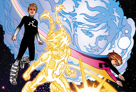 Marvel Plans: Next Disney+ Show 'Power Pack'