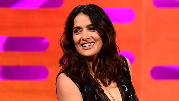 Facts About Salma Hayek
