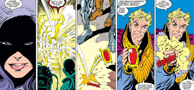Artefacts in Marvel Comics replace MCU's Infinity Gauntlet