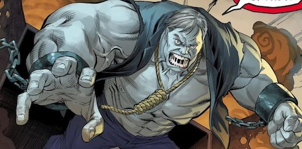 Comic Book Villains That Are Zombies