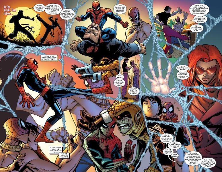 Important Marvel Comics Events