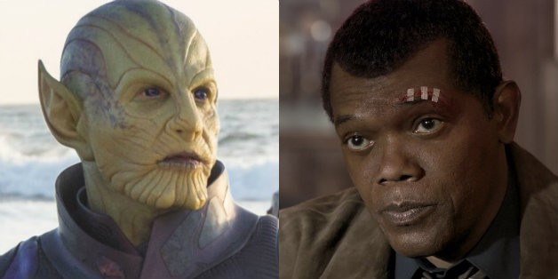 Skrulls Helped Nick Fury With Its Advanced Technology