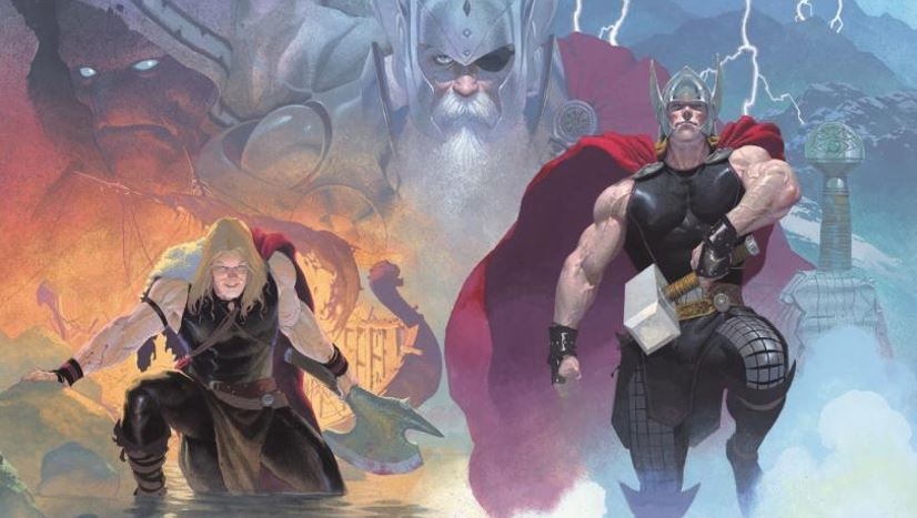 Thor Love And Thunder Will Take Place in Out Space