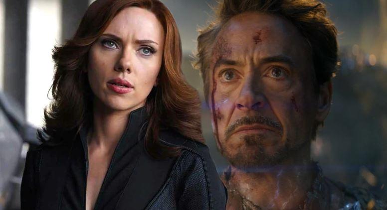 Tony Stark's Appearance To The Resurrection of Black Widow