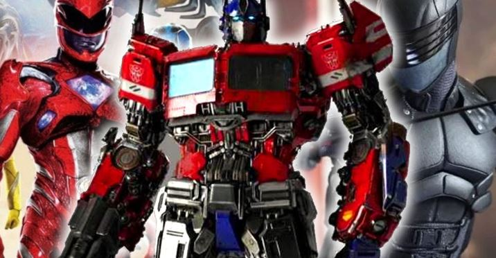 Transformers & Power Rangers Universe is Under Development