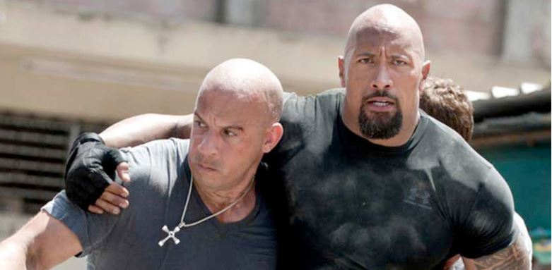 Fast & Furious Vin Diesel The Rock Resolve Feud Hobbs Return