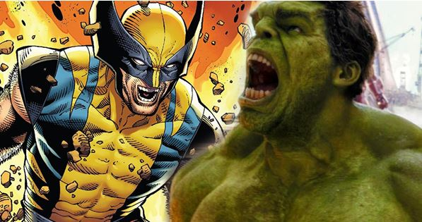 Photo of The Rumored Hulk Vs. Wolverine Movie Will Feature The Immortal Hulk