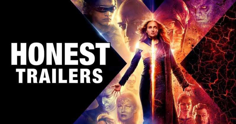 Photo of X-Men: Dark Phoenix Honest Trailer is the Greatest Roast of the Year