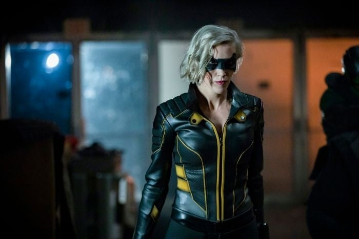 Arrow Final Season Premiere Photos