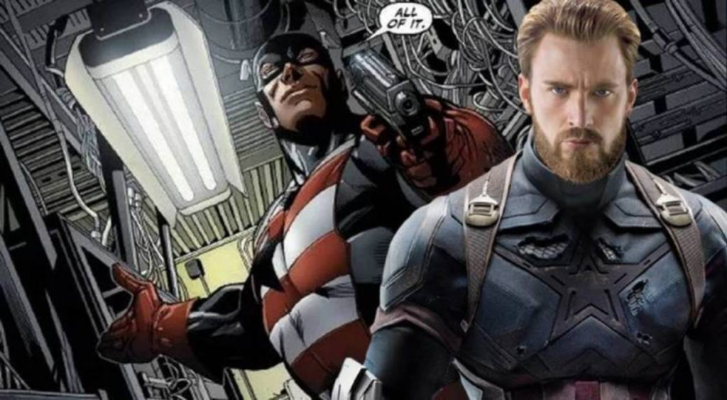Marvel Wasted Great Captain America Villains