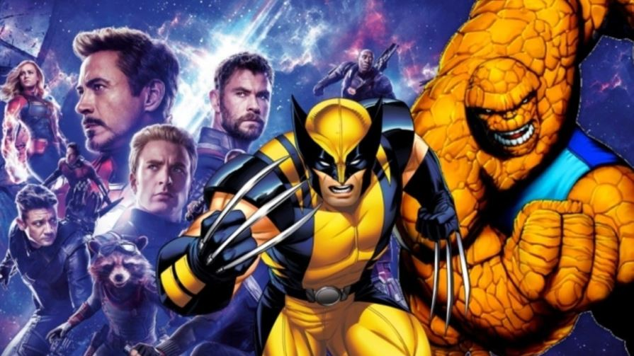 Superhero Teams Marvel in MCU by Phase 5 & 6