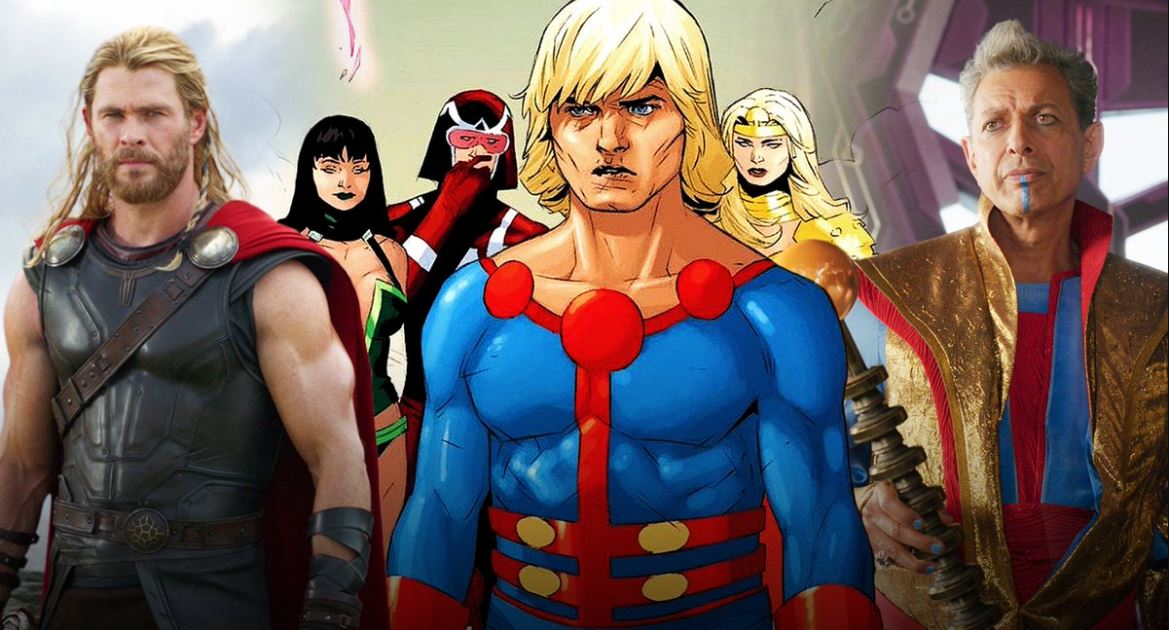 Photo of Marvel Will Take Strict Measures to Avoid Eternals Looking Like Another Thor Copy