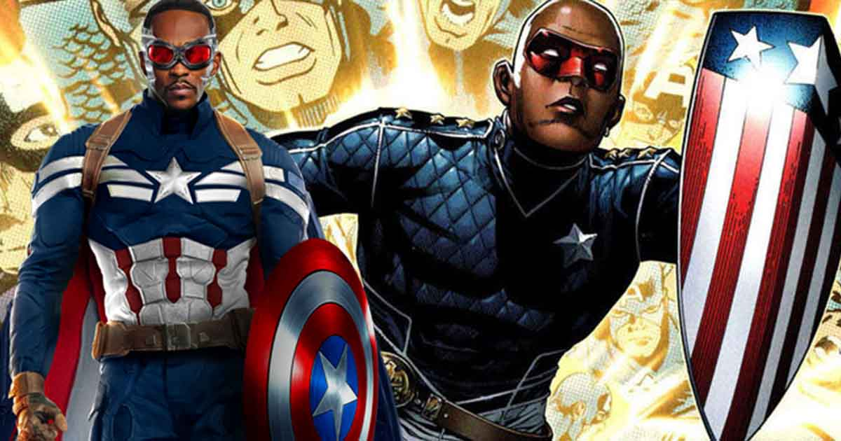 Photo of We'll Soon See 2 Black Versions of Captain America in The MCU
