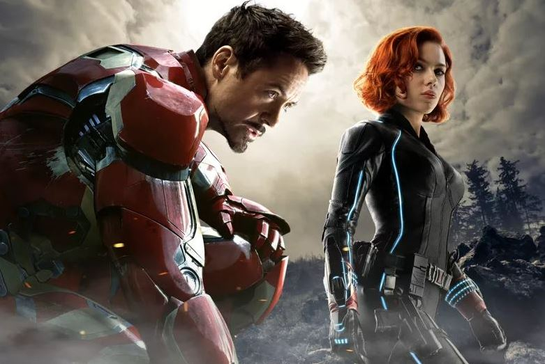Photo of Another Leaked Image of Robert Downey Jr.'s Cameo in Black Widow Revealed