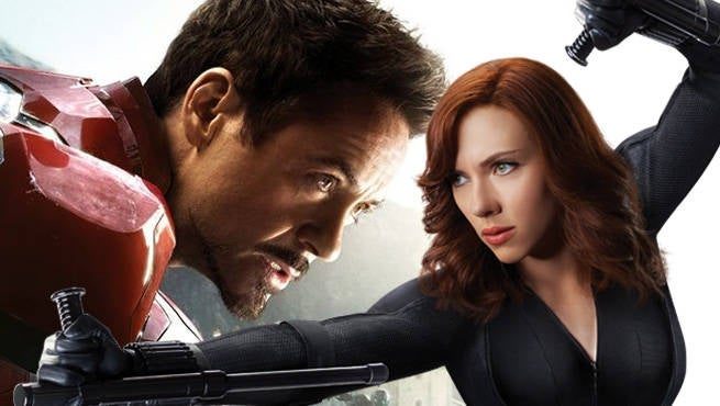 Photo of Iron Man's Role in Black Widow Has Probably Been Revealed Already