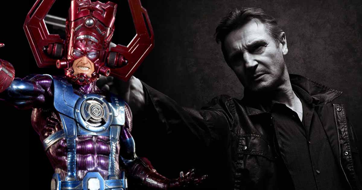 Photo of Marvel May Have Found MCU's Galactus in Liam Neeson