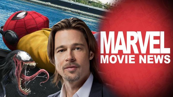 Photo of Brad Pitt is Reportedly Being Eyed For a Major Villain in The MCU