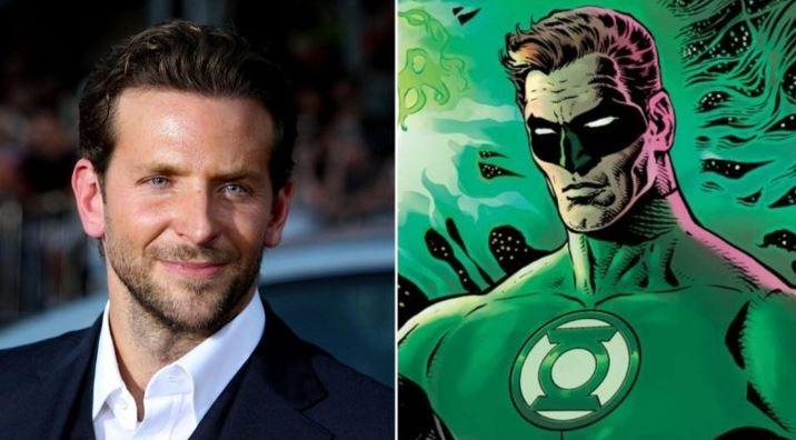 Bradley Cooper Being Eyed to Play Hal Jordan Green Lantern Corps
