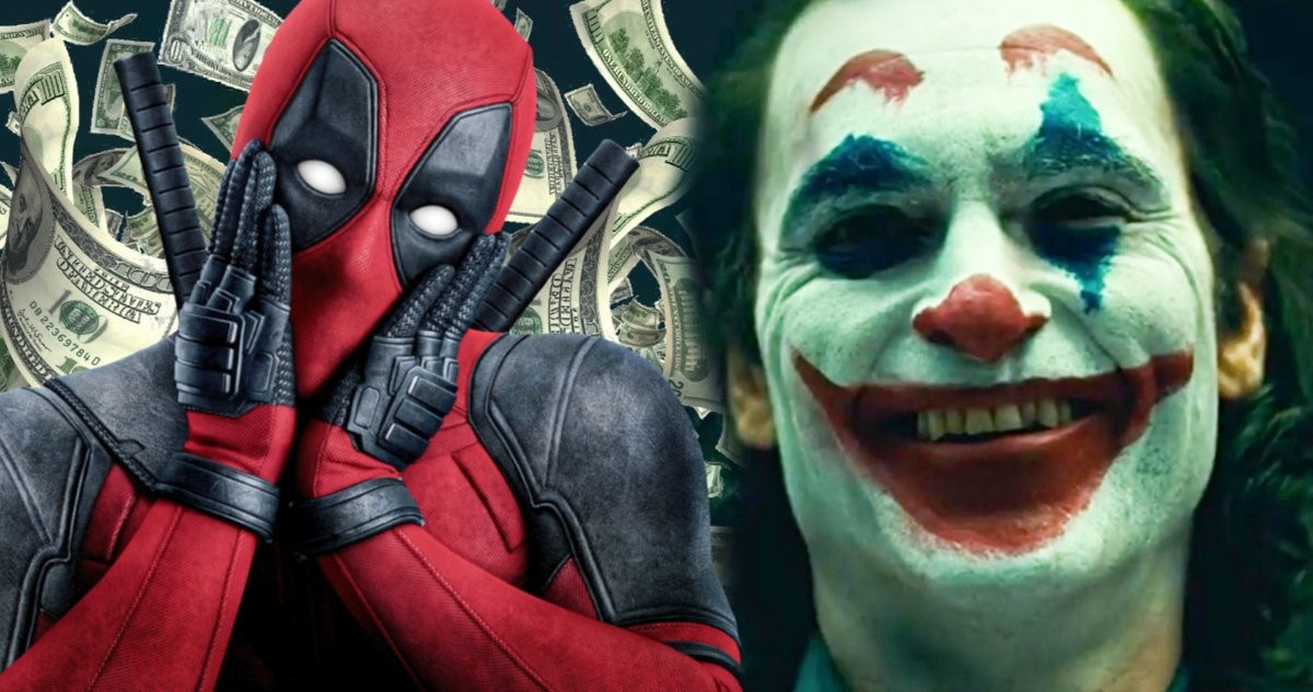Photo of Ryan Reynolds Congratulates Joker For Becoming Highest Grossing R-Rated Movie