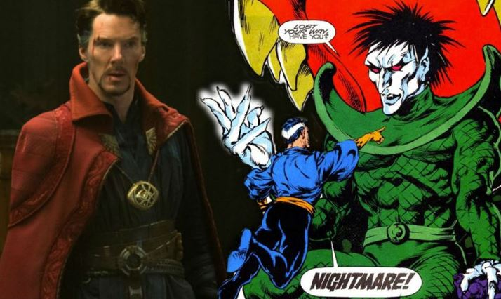 Photo of Doctor Strange in The Multiverse of Madness Will Feature 3 Villains