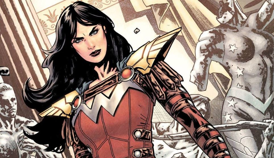 Powerful Alternate Versions of Wonder Woman