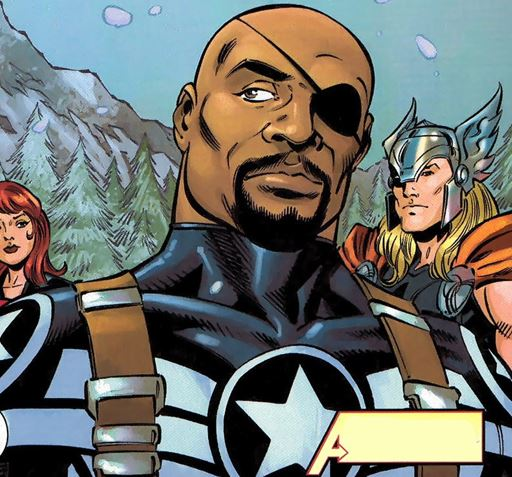 Facts About Nick Fury Who Created The Avengers