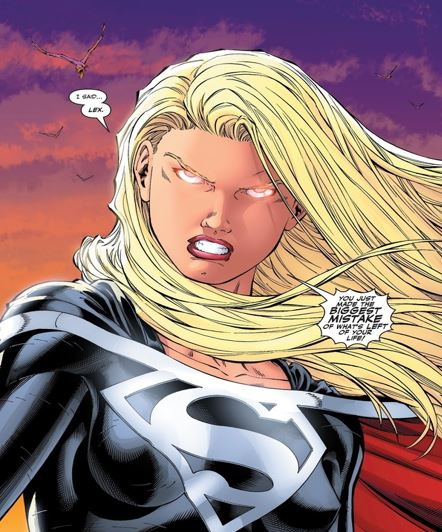 Facts About Supergirl