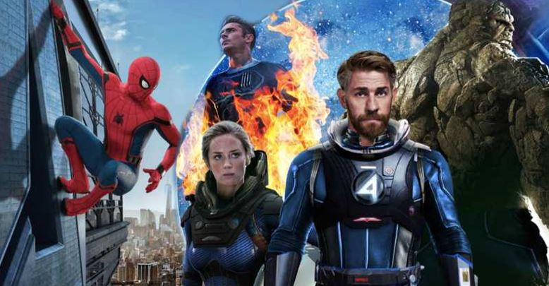 Photo of Spider-Man & Fantastic Four Will Definitely Team Up in the MCU