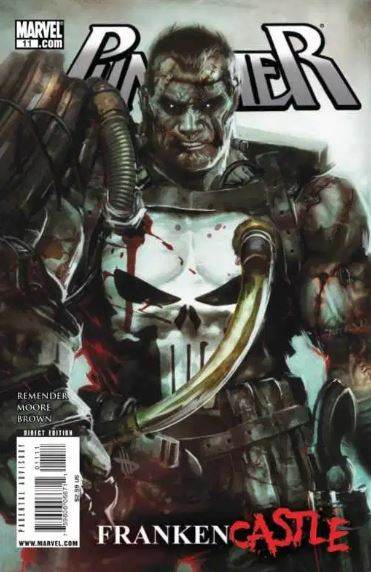 Comic Book Superheroes That Are Zombies