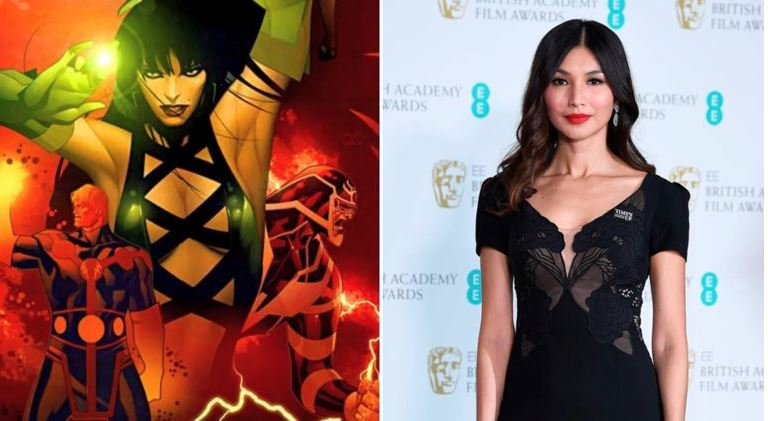 Eternals Set Photo Reveals Movie Take Place in Present